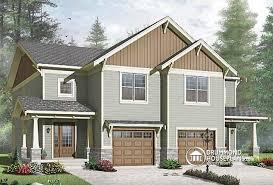 multi family plan w3032 v1 detail from drummondhouseplans com