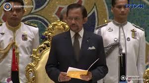 sultan hassanal bolkiah son sultan bolkiah honor president duterte in brunei youtube