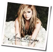 avril lavigne wish you were here guitar chords guitar chords explorer