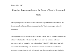 themes of youth in romeo and juliet essay criticizing the teach act inside higher ed essays on the