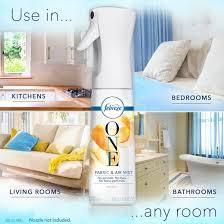 Upholstery Freshener Febreze One Mandarin Fabric U0026 Air Freshener Refill 10oz Target