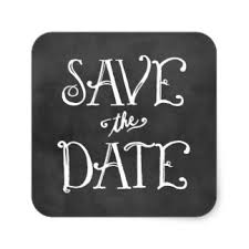 save the date save the date stickers zazzle