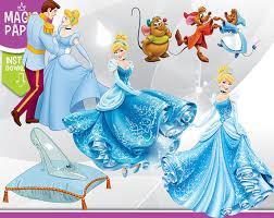 cinderella clipart disney princess digital 300 dpi png images