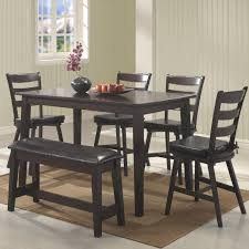 Bobs Furniture Kitchen Table Set Staggering Bobs Furniture Tables Summit 42 X 78 7 Dining Set