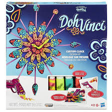amazon com dohvinci custom clock design kit toys u0026 games
