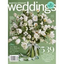 wedding flowers magazine get a look at our 2018 issue martha stewart weddings