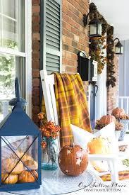 Fall Decor Diy - easy diy fall porch decor ideas on sutton place