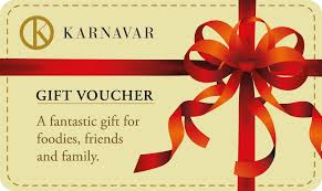 discount restaurant gift cards restaurant gift vouchers in london karnavar restaurant