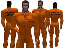 Prison Jumpsuit Second Life Marketplace Prison Jumpsuits Secular And Christian