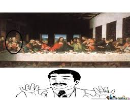 Last Supper Meme - the last supper by derp master meme center