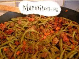 cuisiner les haricots verts photo 2 de recette haricots verts la bolognaise marmiton cuisiner