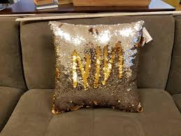 Pillow Store Furniture Store Had One Of Those Glitter Pillows And I Couldn U0027t