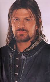Boromir Stabbed While Defending Damsel In Distress
