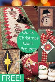 quilted christmas quilted christmas ornaments quilts and easy christmas crafts