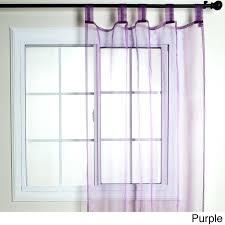 Sheer Curtains Tab Top Tab Top Sheer Curtains Teawing Co
