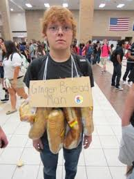 the hunger games halloween costume 19 of the worst best pun based halloween costumes someecards