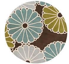 custom embroidered rugs circular rugs