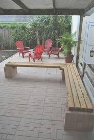 inspirations diy concrete bench cinder block bench cinder