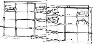 Parking Building Floor Plan Parking Garage Layout Dimensions Inspiring Plans Free Office New