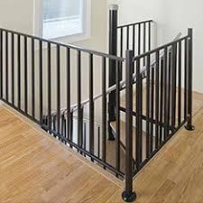 Steel Banister Rails Shop Stairs U0026 Railings At Lowes Com
