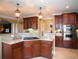 Open Kitchen Island Kitchen Room Nice Warm Nuance Open Kitchen Island That Can Be