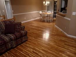 interior best flooring for basements over concrete with floral