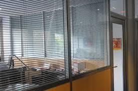 stores de bureau cloisons stores intégrés 05 espace cloisons alu ile de