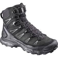 s outdoor boots in size 12 salomon s x ultra trek gtx hiking boots black grey size 12