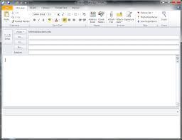 format html for email how to send an html e mail from outlook 2010 update works for