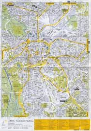 map of leipzig large leipzig maps for free and print high resolution