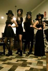American Horror Story Halloween Costumes Ahs Americanhorrorstory Witches Halloween Costume Diy