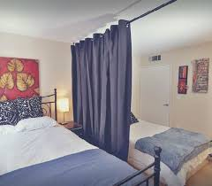 custom shutters room diy divider curtain rod shimmer screen metal