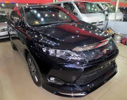 lexus harrier for sale in bd toyota toyota harrier 2014 adv premier