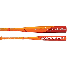 worth fastpitch bats eclipse composite fastpitch softball bat 12 2015