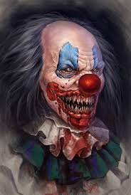 jack the clown halloween horror nights 571 best creepy clowns images on pinterest evil