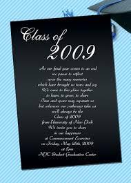 formal college graduation announcements sle high school graduation announcement wording high school