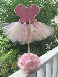 tutu baby shower theme tutu centerpieces for baby shower cairnstravel info