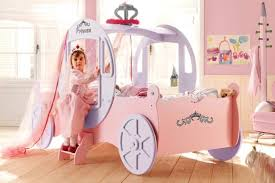 cinderella carriage bed kids furniture ideas