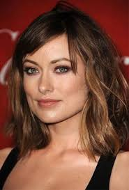 2014 Wavy Medium Length Hair Trends | front bangs with messy curls hair care tips pinterest front