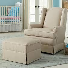 Nursery Glider Chair And Ottoman Nursery Glider Chair Ottoman Comfortable Design Of Nursery