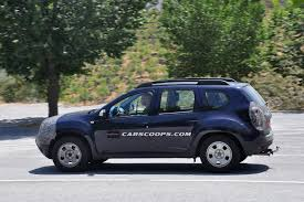 renault duster 2013 dacia prepares a facelift treatment for duster ultimate car blog