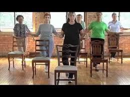 Armchair Aerobics Exercises Balance Exercises For Seniors Stronger Seniors Chair Exercise