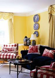 Best Rooms By Color Red Yellow And Blue Images On Pinterest - Red and blue living room decor