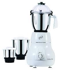 buy orpat kitchen chef 500 watt mixer grinder white online at