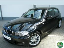 black bmw 1 series left drive bmw 1 series n 4211