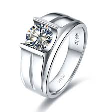 cheap engagement rings for men wedding rings cheap bands matte gold pict of