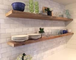 Reclaimed Wood Floating Shelves purveyor of historic reclaimed wood by pacificoreclaimed on etsy