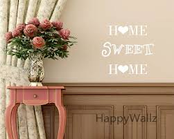 aliexpress com buy home sweet home family quote wall sticker