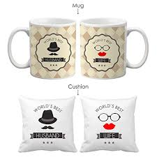 anniversary gifts for husband anniversary gifts tyyc worlds best husband and cushion mug