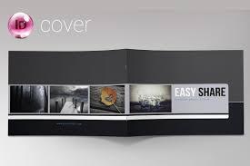 indesign photo album portfolio brochure templates creative